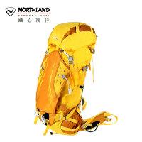 【超级品牌日 聚划算价折上9折】诺诗兰NORTHLAND户外男女登山徒步双肩包旅行大容量包 B990001