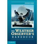 【预订】The Weather Observer's Handbook