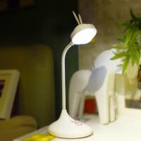 御目 USB充电小夜灯 LED重力感应开关台灯USB小夜灯床头婴儿喂奶插电充电创意生日礼物