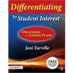 【预订】Differentiating by Student Interest 9781138435636