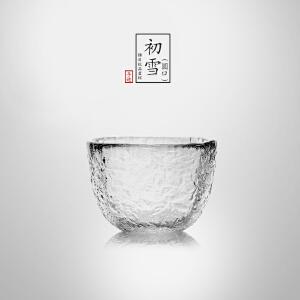 锤目纹品茗杯-初雪(圆口)
