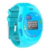 ICOU艾蔻I2-豪华版 蓝色 儿童智能定位手表 电话 可拆卸表带 智能电话学生小孩GPS追踪跟踪智能穿戴手环新增wi