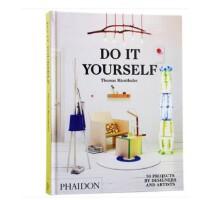 Do It Yourself 50 Projects 日常用品设计 DIY 产品设计类 产品设计书籍 日用品平面设计