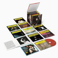 现货 [中图音像][进口CD]小泽征尔DG录音全集 50CD Seiji Ozawa: The Complete De