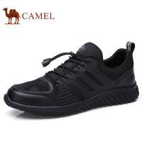 camel 骆驼男鞋 秋季新品缓震慢跑鞋前卫时尚袜套运动休闲鞋
