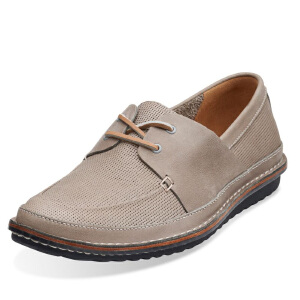 Clarks/其乐男鞋2017秋冬新款户外休闲鞋Grafted Sail专柜正品直邮