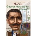 【预订】Who Was George Washington Carver?