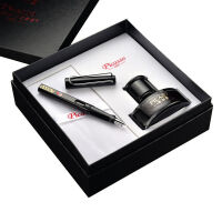 法国毕加索艺术殿堂钢笔套装450墨水礼盒 凌美钢笔款 男女士商务办公学生用练字礼盒装