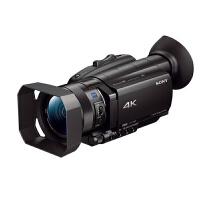 现货Sony/索尼 FDR-AX700 4K摄像机家用数码摄像机高清专业摄像机