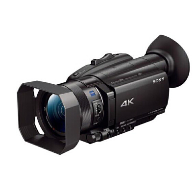 Sony/索尼 FDR-AX700 4K摄像机家用数码摄像机高清专业摄像机