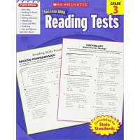 Scholastic Success with Reading Tests, Grade 3 学乐成功系列:三年级阅读