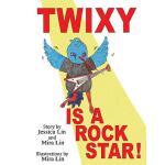 【预订】Twixy Is a Rock Star