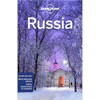 Russia 8 Country Guide 9781786573629 Lonely Planet