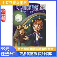 进口原版 Looniverse #4: Stage Fright 怪诞世界#4:怯场 [7-10岁]