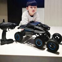 儿童遥控汽车越野车大号四驱充电动赛车攀爬车男孩玩具