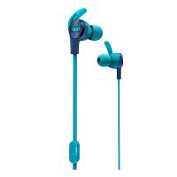 魔声(Monster) iSport Achieve 爱运动有线 入耳式耳机 带麦 防汗线控 新品发售 - 蓝色