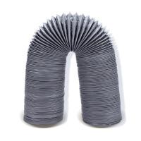 通风排气加厚PVC铝箔风管软管伸缩换气扇风管油烟机排气管