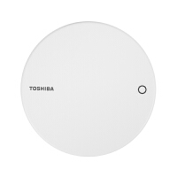 东芝(TOSHIBA)移动硬盘500GB USB2.0 智能手机备份 支持安卓手机充电Type-C