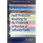 【预订】Fault Prediction Modeling for the Prediction of Number