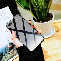 oppo手机壳玻璃oppoa57硅胶保护套oppo 全包a59磨砂硬壳防摔a57t潮a5