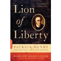 Lion of LibertyHarlow Giles Unger DaCapoPress9780306820465[正