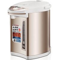 Midea美的电热水瓶PF701-50T 5L容量 4段温控电热水壶 双层防烫烧水壶