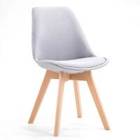 御目 椅子 现代简约懒人多功能休闲椅居家办公室创意靠背书桌椅时尚欧式经济型家用餐椅