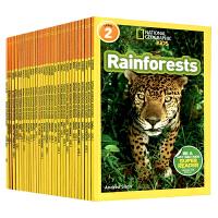 【2阶段27册】英文原版 National Geographic Kids level 2 人文动物 25册合售 美国