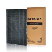 夏普空气净化器KC-BB30-W/KC-WB3-W原装全套过滤网滤芯配件耗材 集尘滤网FZ-GB30GH