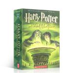 【发顺丰】进口英文原版魔幻小说 Scholastic学乐出品JK罗琳 哈利波特与混血王子Harry Potter an