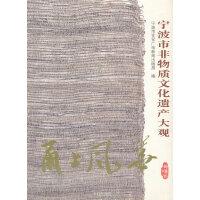 甬上风华――宁波市非物质文化遗产大观-海曙卷