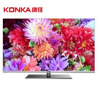 康佳(KONKA)LED32E330C 32英寸 窄边高清液晶电视(银色)