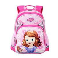 迪士尼/Disney公主简易书包小学生减负双肩包苏菲亚