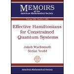 【预订】Effective Hamiltonians for Constrained Quantum Systems