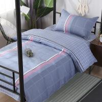 全棉13372儿童卡通三件套 1.2米床上用品 学生宿舍版套件 1.2米宽床