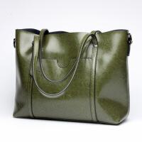 女士包包2018新款潮流时尚女包购物袋手提真皮包简单实用女士大包