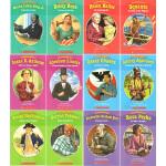 Scholastic Easy Reader Biographies 12册名人传记 儿童启蒙图画书 海伦凯勒 乔治华