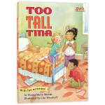 数学帮帮忙:高个子缇娜 Math Matters: Too-Tall Tina
