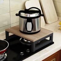 液化天然气灶煤气灶盖电磁炉支架子底座桌灶台盖板厨房用具置物架微波炉架电饭煲收纳架