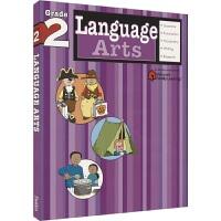 Harcourt Family Learning - Language Arts Grade 2 哈考特家庭辅导英语语言
