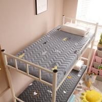 加厚磨毛床垫褥子学生单双人折叠垫被0.9/1.2/1.5m床/1.8米床