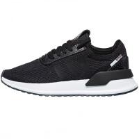 Adidas阿迪达斯 女鞋 三叶草运动鞋轻便低帮休闲鞋 EE7159