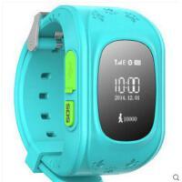 清新糖果色时尚手表学生男女GPS追踪运动表智能手环儿童安全定位电子手表