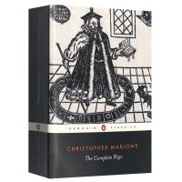 正版现货克里斯托弗马洛戏剧集 英文原版文学书 The Complete Plays 英国戏剧大师 Christophe