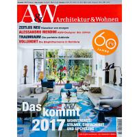 德国 A&W Architektur&Wohnen 杂志 订阅2020年 E67 住宅室内设计