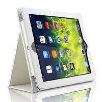 9.7英寸苹果ipad 2/3/4保护套A1395平板电脑皮套new ipad配件送钢化