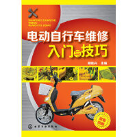 电动自行车维修入门与技巧,周斌兴,化学工业出版社,9787122241900