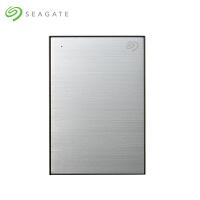 Seagate希捷1TB移动硬盘 睿品新版铭 USB3.0 时尚金属拉丝面板 自动备份 高速传输 轻薄 兼容Mac 银