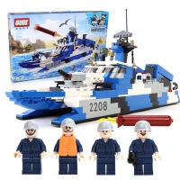 古迪军事积木玩具578块构建多种军事模型男孩益智早教启蒙积木