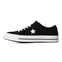 Converse匡威男鞋ONE STAR�\�有蓍e鞋翻毛皮板鞋158369